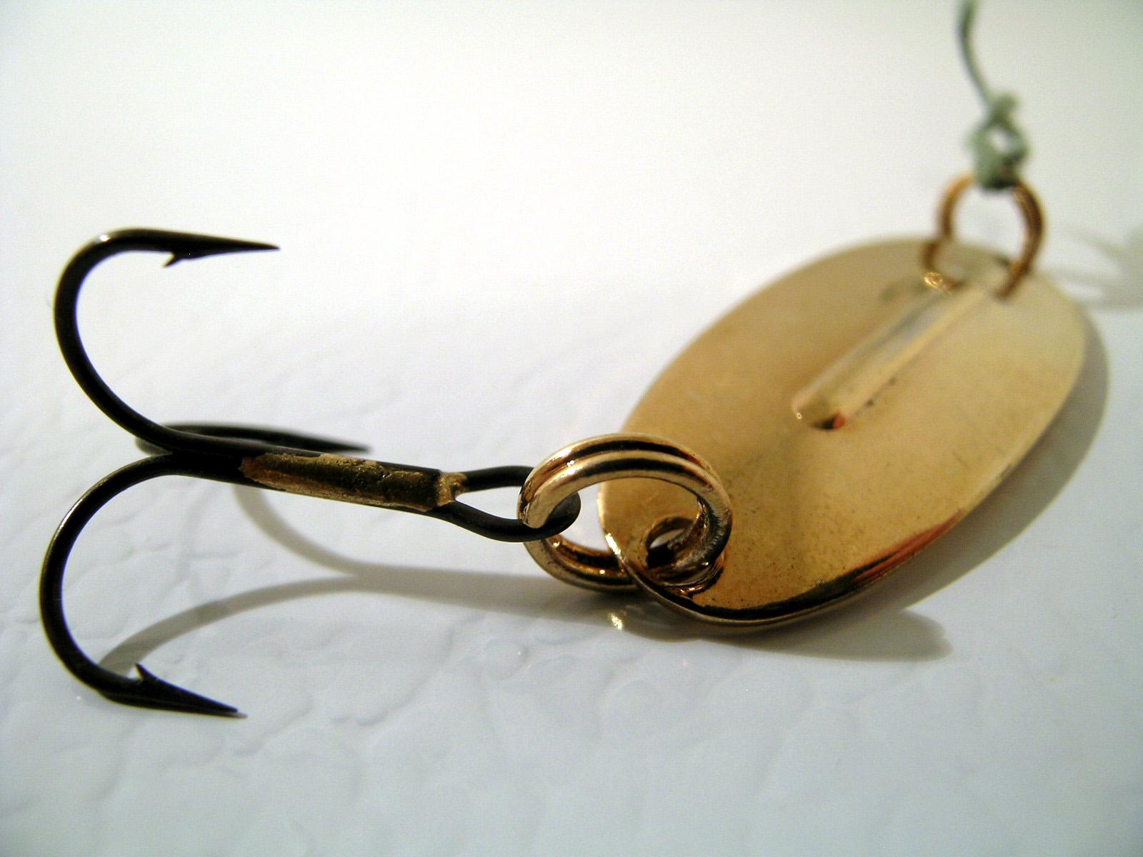 A good hook.........?